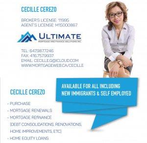 Cecille Mortgage Agent