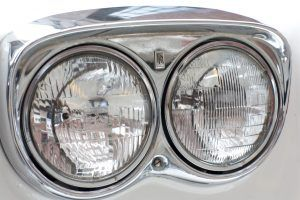 Rolls Royce Headlights