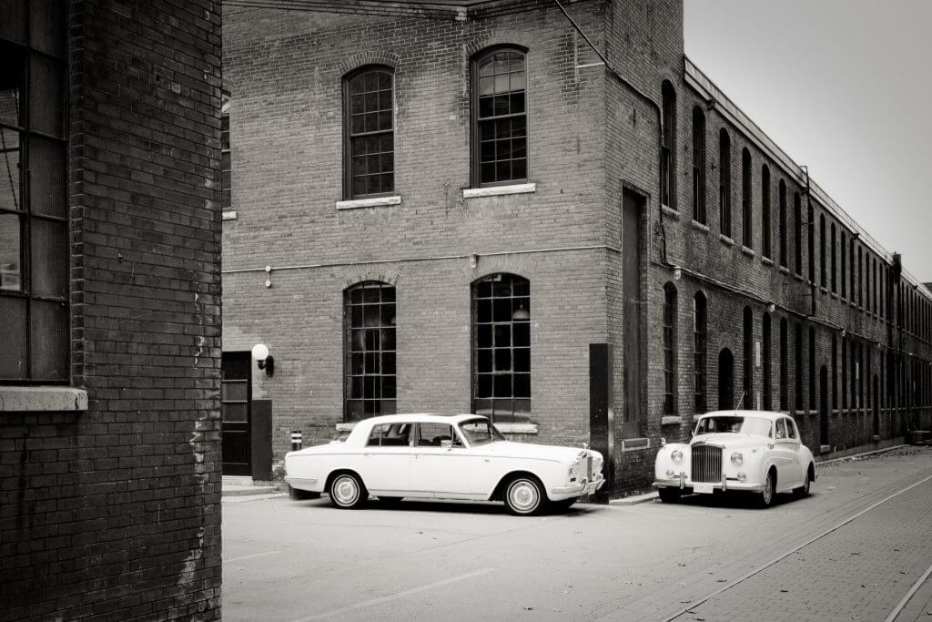Vintage Cars for Movie Production