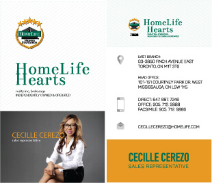 Cecille Cerezo - Homelife Hearts Sales Representative