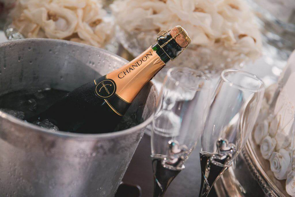 Champagne for Special Event